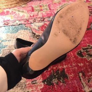 BCBGeneration Shoes - Leather round tie pumps